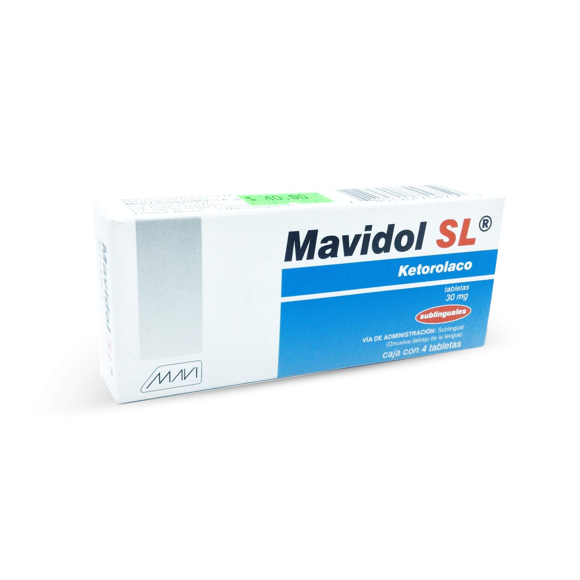 Mavidol SL
